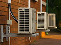 Residential Inverted Air Conditioners