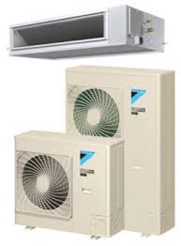 Click to view Daikin Premium Reverse Cycle Ducted Air Conditioning