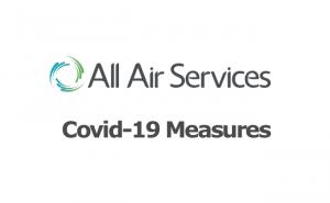 All Air Services - Coronavirus measures